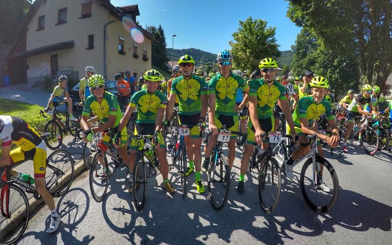 Uspešna izvedba 19. kolesarske dirke Poljane – Stari vrh
